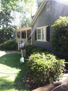 pressure washing services in Greenville SC