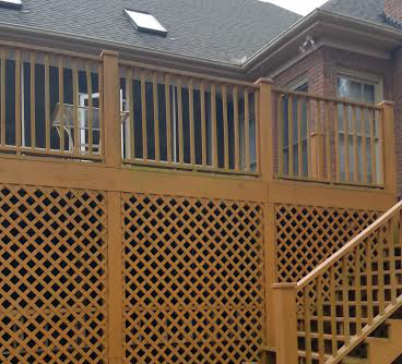 Do you need your Greenville SC deck cleaned?