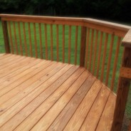 Deck and House Staining In Greenville SC