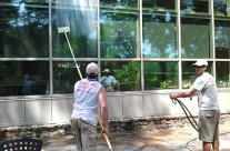 Have you had your windows cleaned this spring?