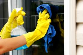 Be sure to include your windows on your spring cleaning list